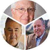 Bill Davis, MA, CM, Ron Beach, Ph.D. and Mike Reilly, Ph.D.