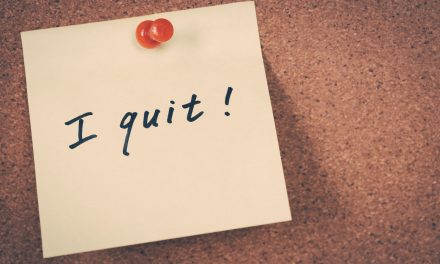 "Rethinking When an Employee Says, ""I Quit"""